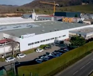 Algaflex design offices