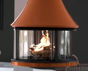 Starting up a JC Bordelet fireplace