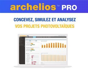 New range of PV archelios ™ PRO software