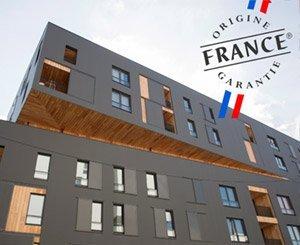 Myral, the first facade manufacturer to obtain the Origine France Garantie certification