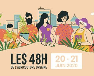 """This weekend, """"48h"""" to convince city dwellers to put their hands in the dirt"""