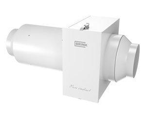 New in air purification at Brink
