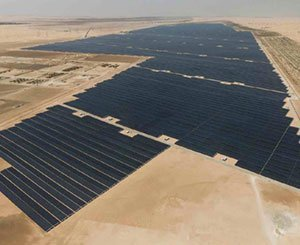 EDF and Jinko to build the world's most powerful solar power plant in Abu Dhabi