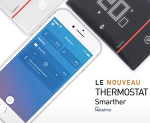 Smarther with Netatmo : le thermostat connecté de Legrand