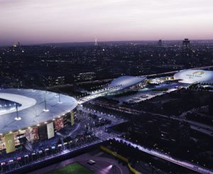 """Paris-2024: on the Olympic sites of Dugny and Le Bourget, hope turns into a """"big blur"""""""