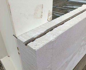 Ytong reinforced masonry: an economical firebreak solution