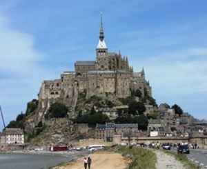 Un important chantier de rénovation débutera en novembre au Mont-Saint-Michel