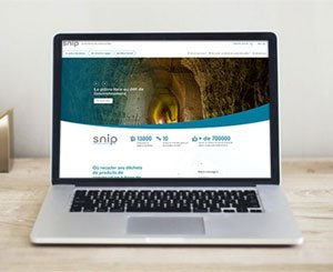 New website and new visual identity for the National Union of Plaster Industries