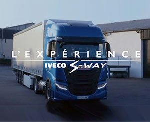 The IVECO S-WAY Experience - Comfort on board