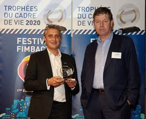 EPA Sénart and the Elcimaï Group win the Fimbacte Gold Trophy for their Factory of the Future 4.0 project