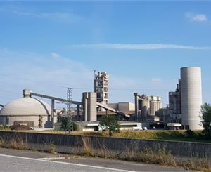 EELV calls for the cancellation of the Lafarge cement plant expansion project in Paris XV