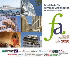 Results of the 8th edition of the Women Architect Prize