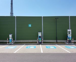Djebbari announces aid for the deployment of fast charging stations for electric vehicles