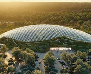 Demonstration against the giant tropical greenhouse planned on the Opal Coast