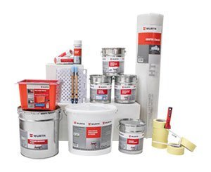 Würth launches a new range of paint with depolluting action and the destruction of bad odors