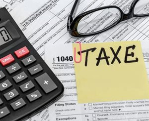 Tax relief doesn't have to come from just anywhere