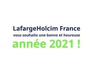 Greeting card 2021 - LafargeHolcim France