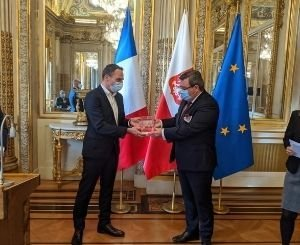 The Oknoplast group wins the prize for the largest Polish exporter to France