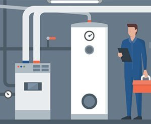 The government is consulting the decree to ban the installation of new oil-fired boilers