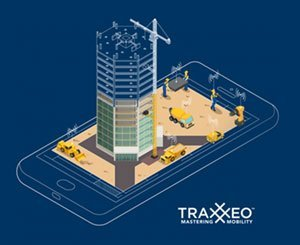 How Traxxeo supported the construction sector in the digital transformation in 2020