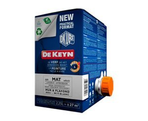 D.Kube, the new recyclable and Eco Label packaging that replaces the paint can