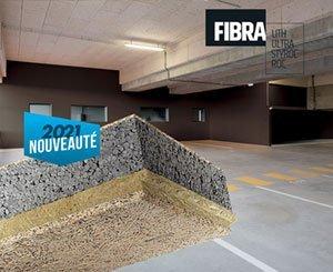 The Knauf Fibra® range evolves to revolutionize the insulation of slab soffits