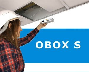 Obox S, the connected power supply