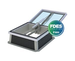 Bluetek launches the first FDES certified skylights on the market