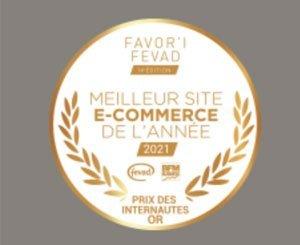 Legallais.com, named best E-commerce site 2021