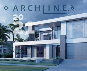 ZW France announces the release of ARCHLine 2021
