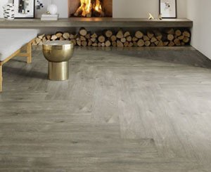 Floor in Pantone 2021 colors