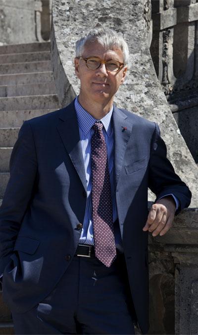 Jean-François Hébert - © Château de Fontainebleau via Wikimedia Commons - Creative Commons License