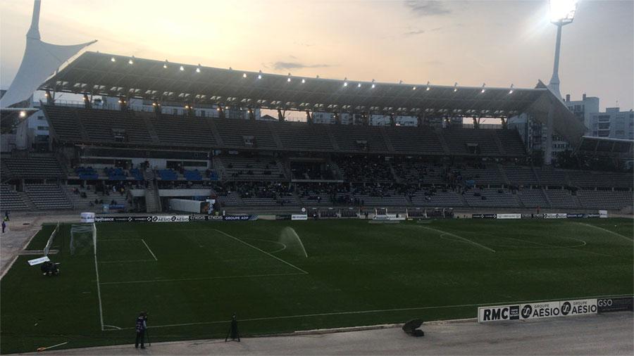 Charléty Stadium - © Zakarie Faibis via Wikimedia Commons - Creative Commons License
