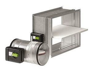 Isone® 2, the fire damper that simplifies installation and guarantees the safety of occupants and buildings