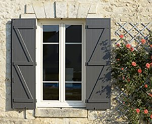 Ehret is upgrading its range of swing shutters with the new Beaune model