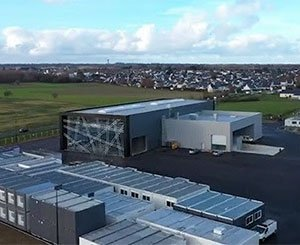Deltamod invests in a new factory for the refurbishment of modular buildings