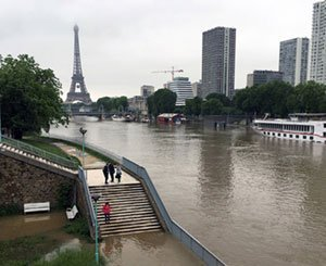 EPTB Seine Grands Lacs renews its flood prevention action program (PAPI) for the Seine and Marne in the Paris region