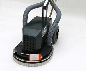 Siprotool DF-M300: the first floor sander that takes care of asbestos removal operators