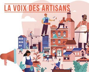 "U2P and its member organizations launch the participatory platform ""La Voix des Artisans"""