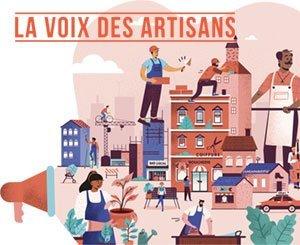 """U2P and its member organizations launch the participatory platform """"La Voix des Artisans"""""""