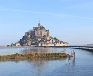 Accord de financement pour l'établissement public national du Mont-Saint-Michel