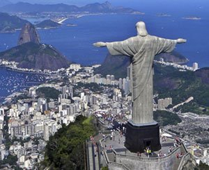 Christ the Redeemer in Rio gets a makeover for his 90th birthday