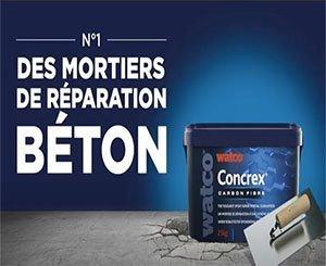 The new Concrex® Carbon Fiber