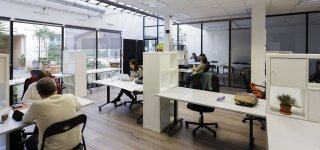 The office rental market in France still declining in the first quarter