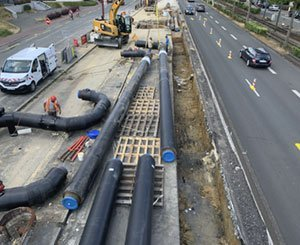 The Seine-maritime department agrees to pay more for the Rouen motorway bypass