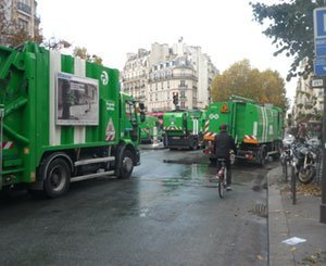"Cleanliness in Paris: ""the first ecological gesture is a clean city"", according to Valérie Pécresse"