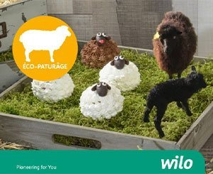 Wilo is SMART ... with its eco-pasture