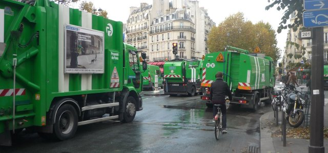 """Cleanliness in Paris: """"the first ecological gesture is a clean city"""", according to Valérie Pécresse"""