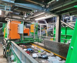 Tomra Sorting Recycling and Stadler UK have been selected for recycling construction waste