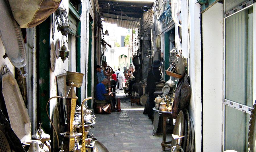 Medina of Tripoli - Illustrative image - © Victor Korniyenko via Wikimedia Commons - Creative Commons License